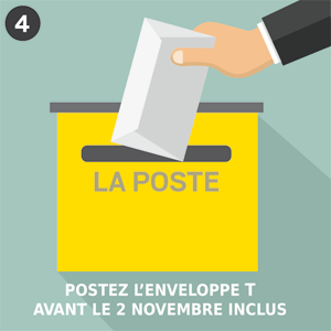 Election - Poste
