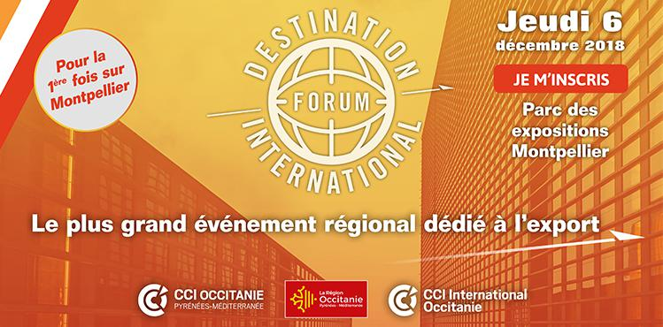 Forum Destination International 2018