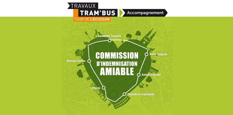 Travaux du Tram'Bus