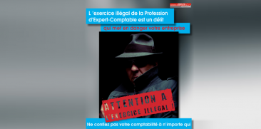 Attention à l'exercice illégal d'Expert Comptable