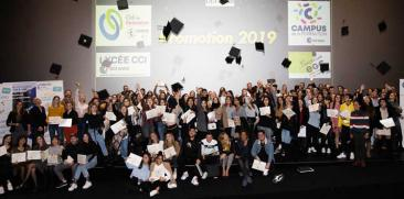 remise diplomes campus 2019