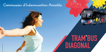 Dossier de la commission d'indemnisation amiable TRAM BUS Diagonal